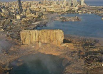Shpërthimi tronditës në Bejrut, NASA publikon pamjen nga hapësira (FOTO)
