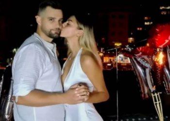 Ish-banori i Big Brother i propozon për martesë partneres së tij, ja pamjet si në përralla (FOTO)