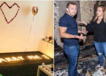 Shqiptari pushton mediat e huaja! Propozimi për martesë i djeg shtëpinë, por ai nuk e lë me aq (FOTO)