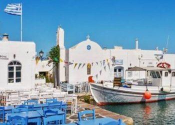 Situata nga COVID-19, Greqia mbyll ishullin e famshëm