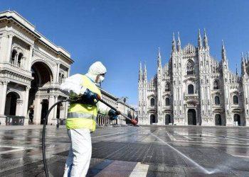 Bie numri i të infektuarve me koronavirus në Itali