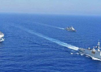 Çfarë po ndodh? Rriten frikshëm tensionet, anijet dhe avionët francezë zbarkojnë në anën greke në Egje